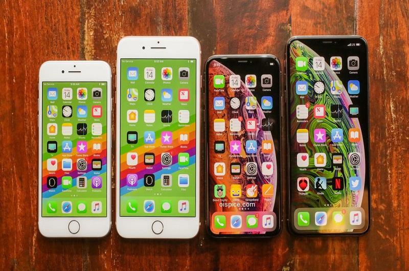iphone x vs xs