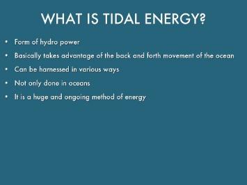 wave energy advantages and disadvantages